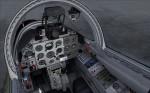 Aero L-39 kokpit