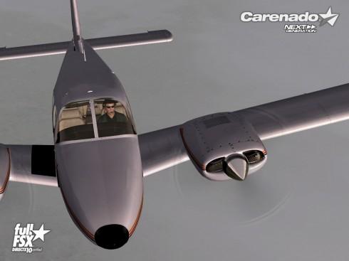 Carenado PA-34
