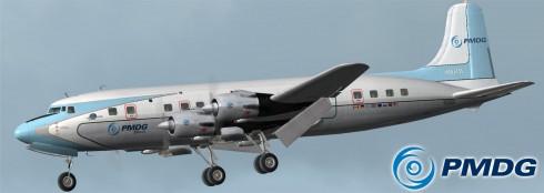 PMDG DC-6