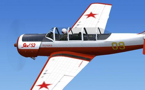 Virtavia Yak-52