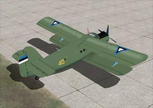 eesti lennuväljad